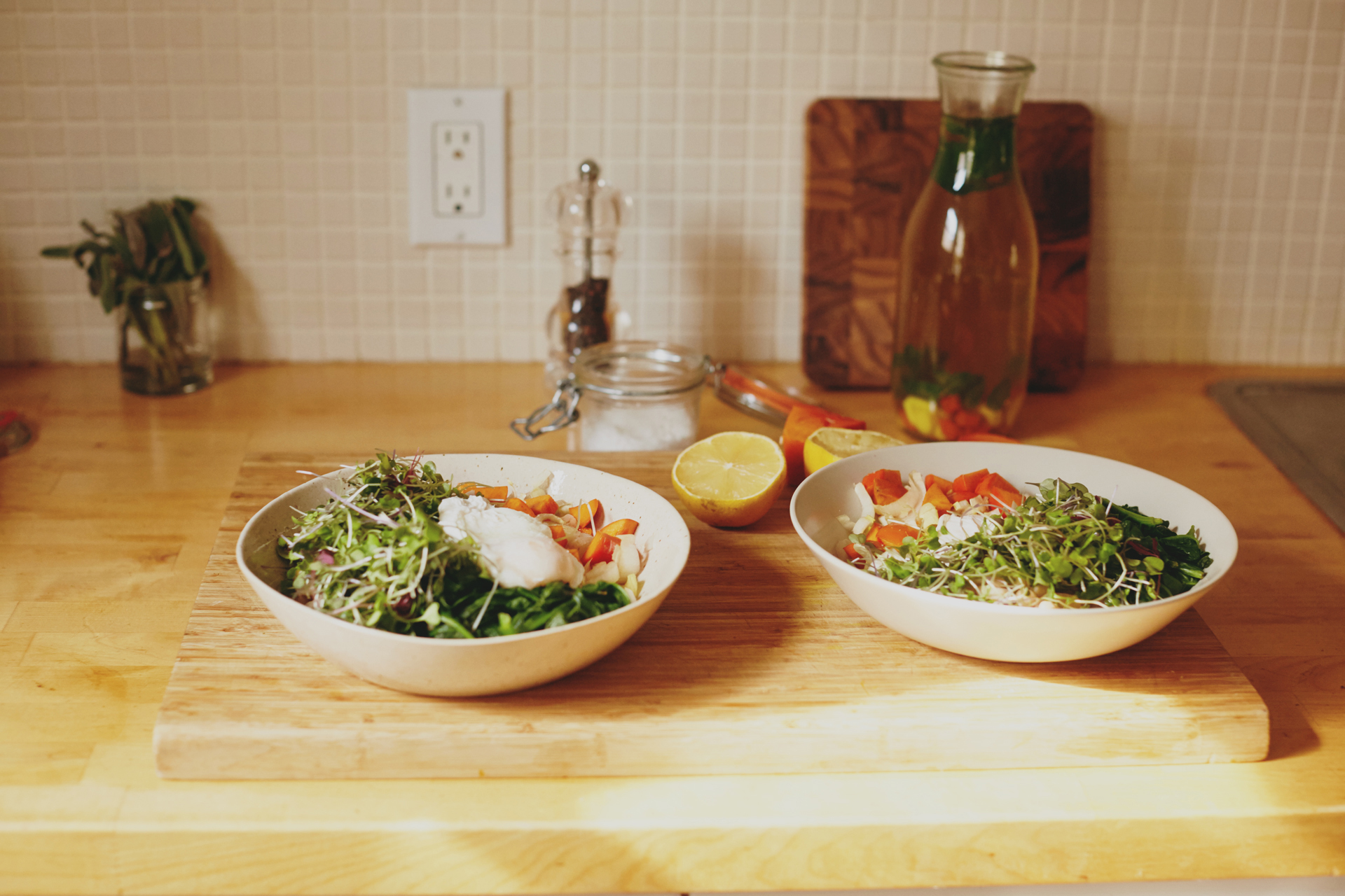 Ashley Neese Nutritional Counsellor shares her Winter Wellness Bowl Recipe with Foodadit in Los Angeles