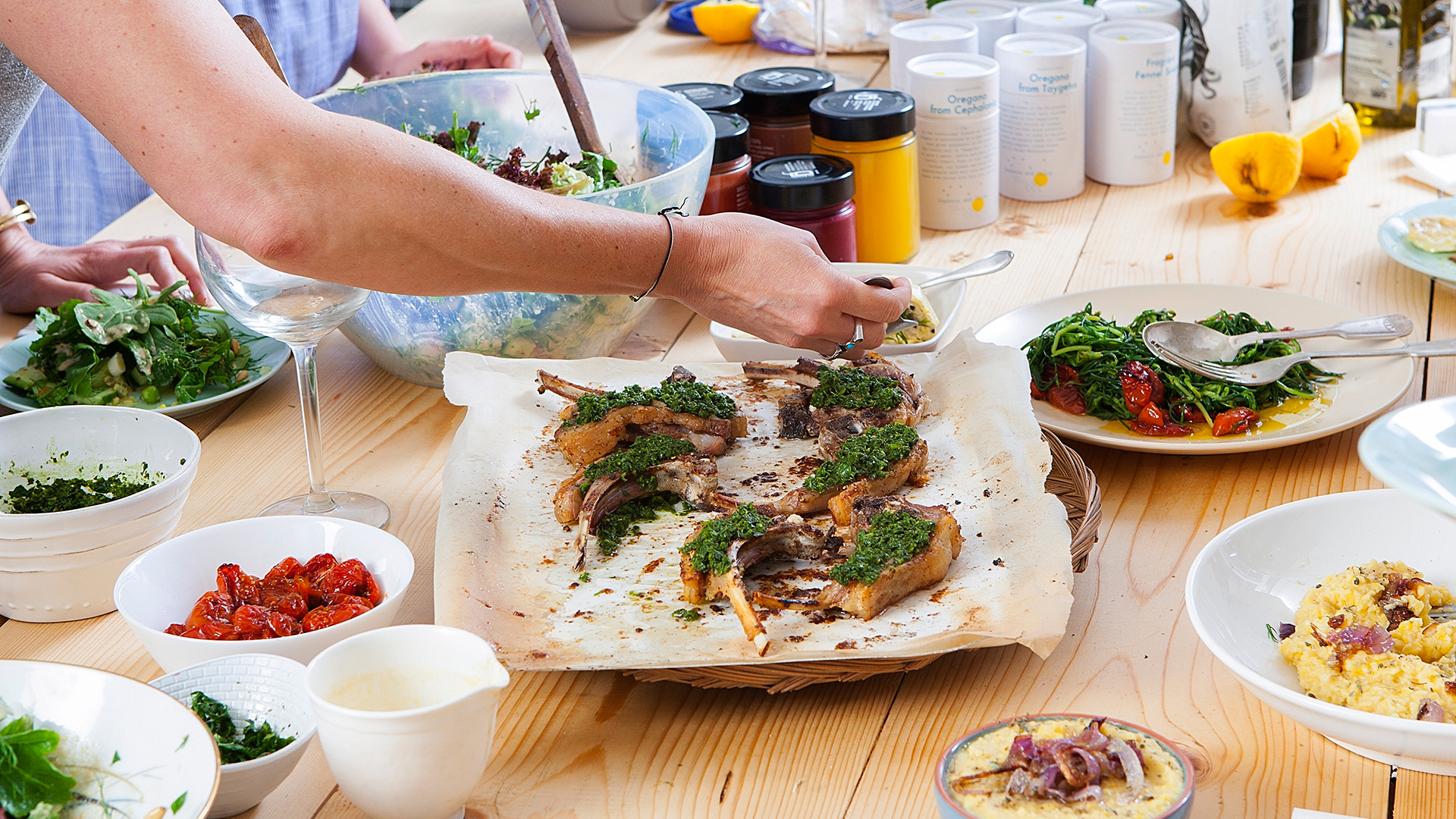 Foodadit,-Scout-Consulting-and-Greece-is-For-Lovers-preparing-Brunch
